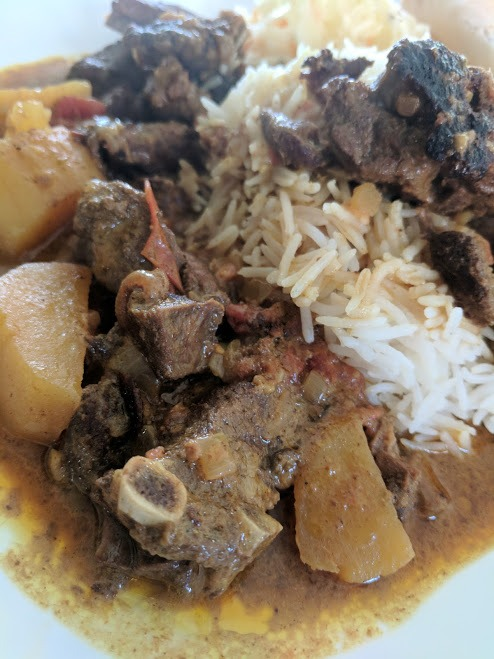 Best jamaican curry goat