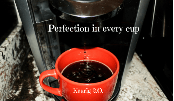 Perfection in Every Cup of Coffee #Keurig2Point0 #HolidayGiftGuide