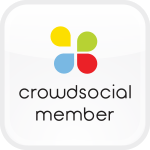 crowdsocial-badge