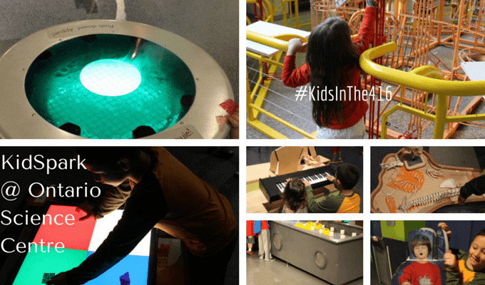 Science Centre #KidsInThe416
