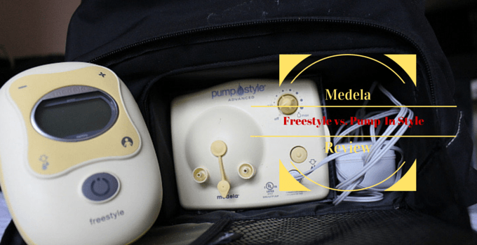 Medela Pump In Style vs. Freestyle