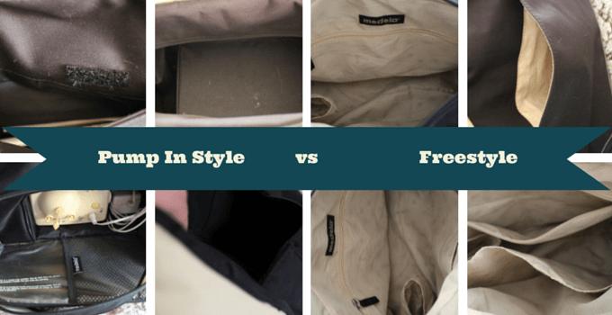 Medela Pump In Style vs. Freestyle