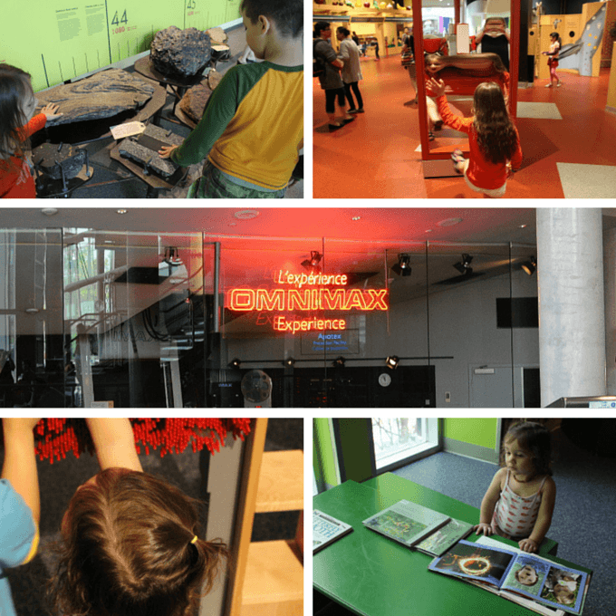 Ontario Science Centre #kidsInThe416