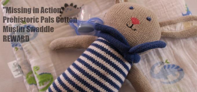 Lulujo Baby Cotton Muslin Swaddle