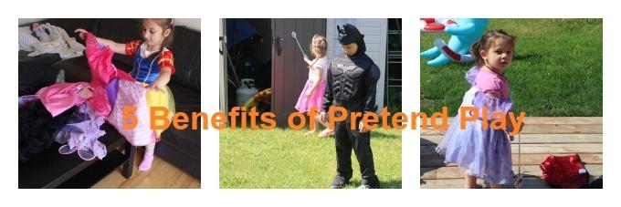 5 Benefits of Pretend Play