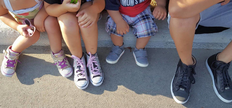 Walking Back-to-School In Shoe Style