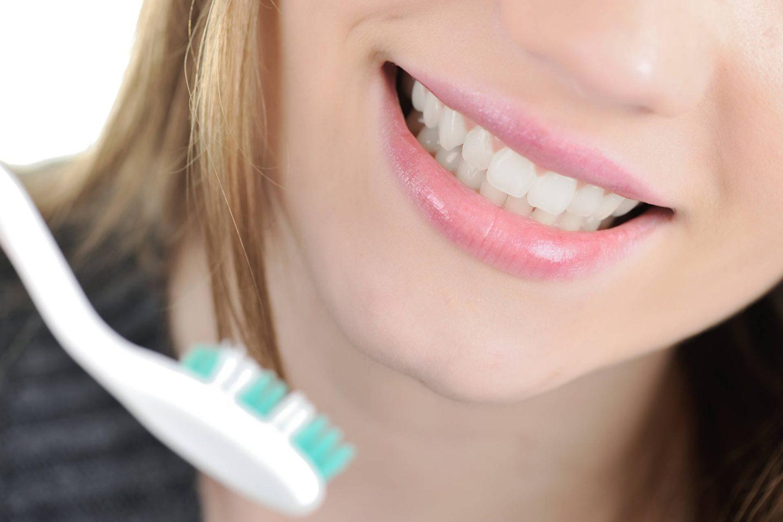 oral health habits
