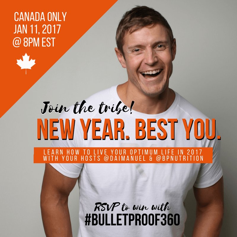 #Bulletproof360 Twitter Party Alert for Wednesday, January 11th @ 8 PM ET! RSVP!!