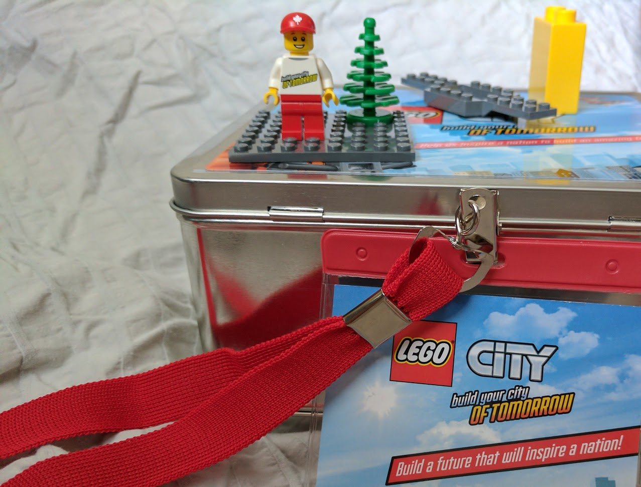 LEGO Build Your City of the Future