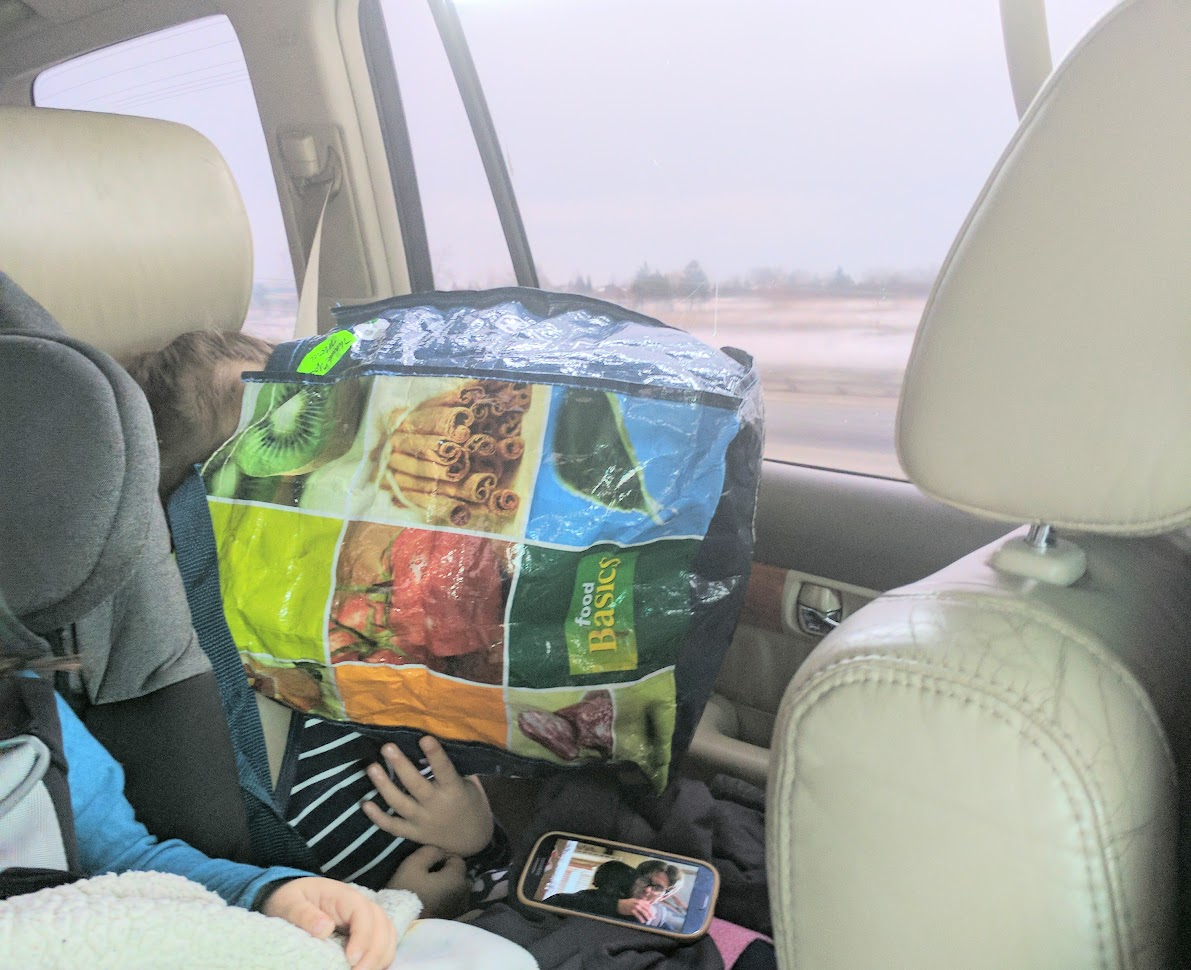 Road Trips, Motion Sickness, and the Quest to Not Hurt