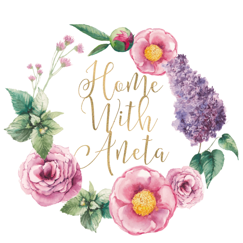 Home With Aneta blog Fiverr logo