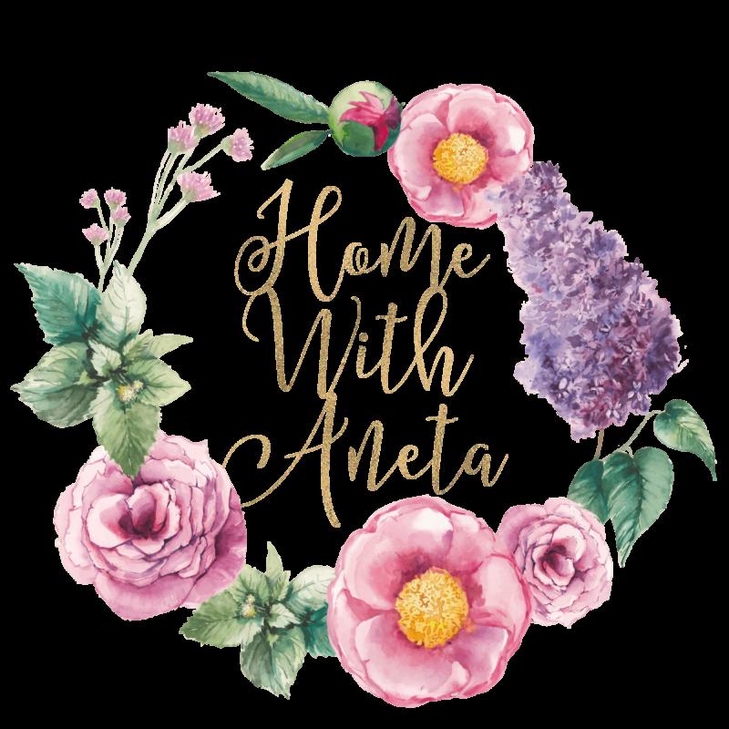 Home With Aneta blog Fiverr logo