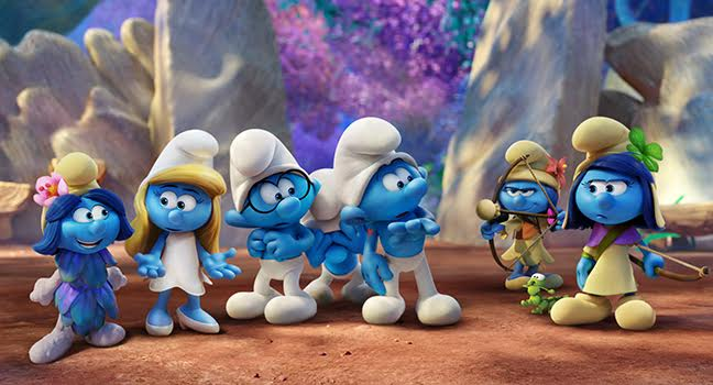 SMURFS: The Lost Village + How to do the Movies with Young Kids #SmurfsMovie