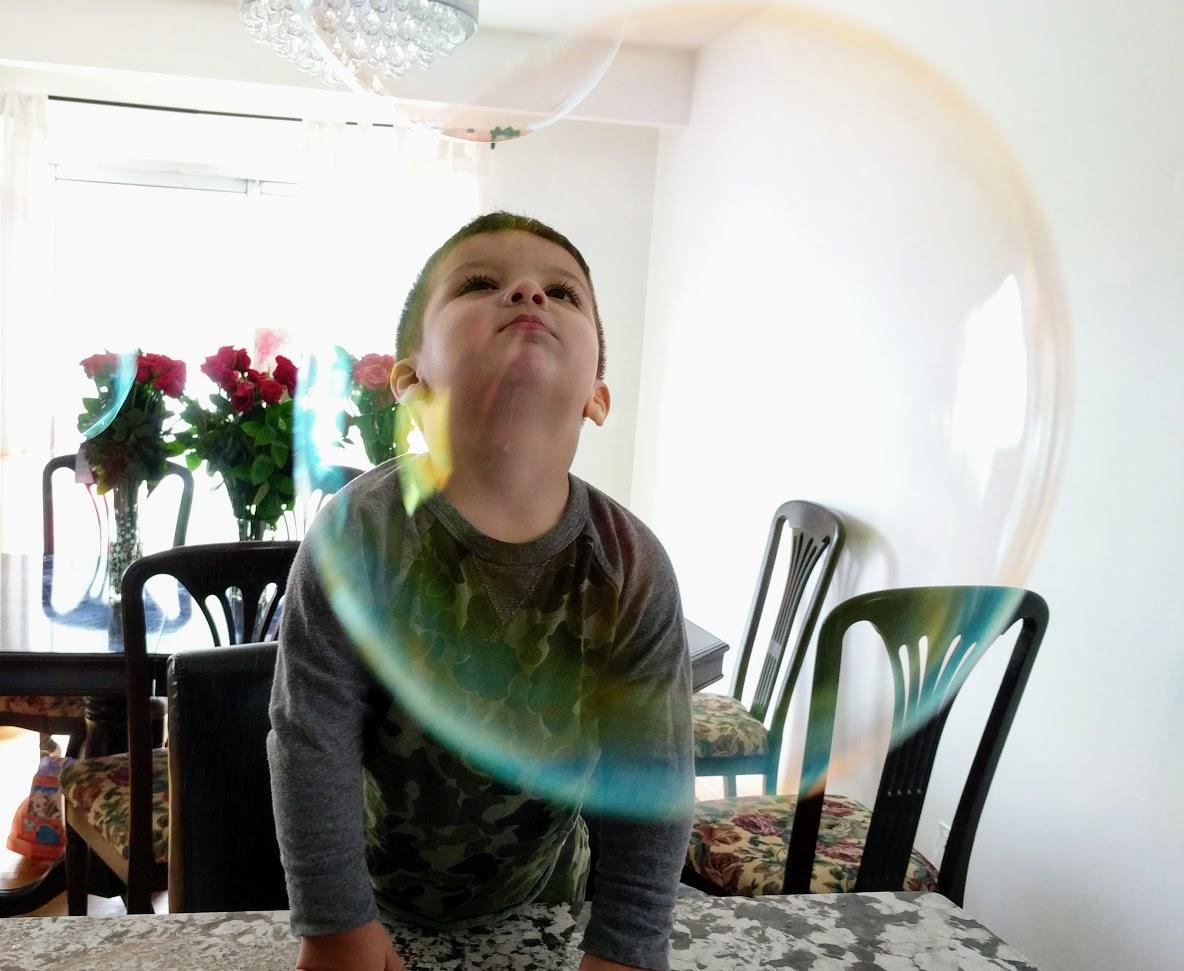 gazillion bubbles