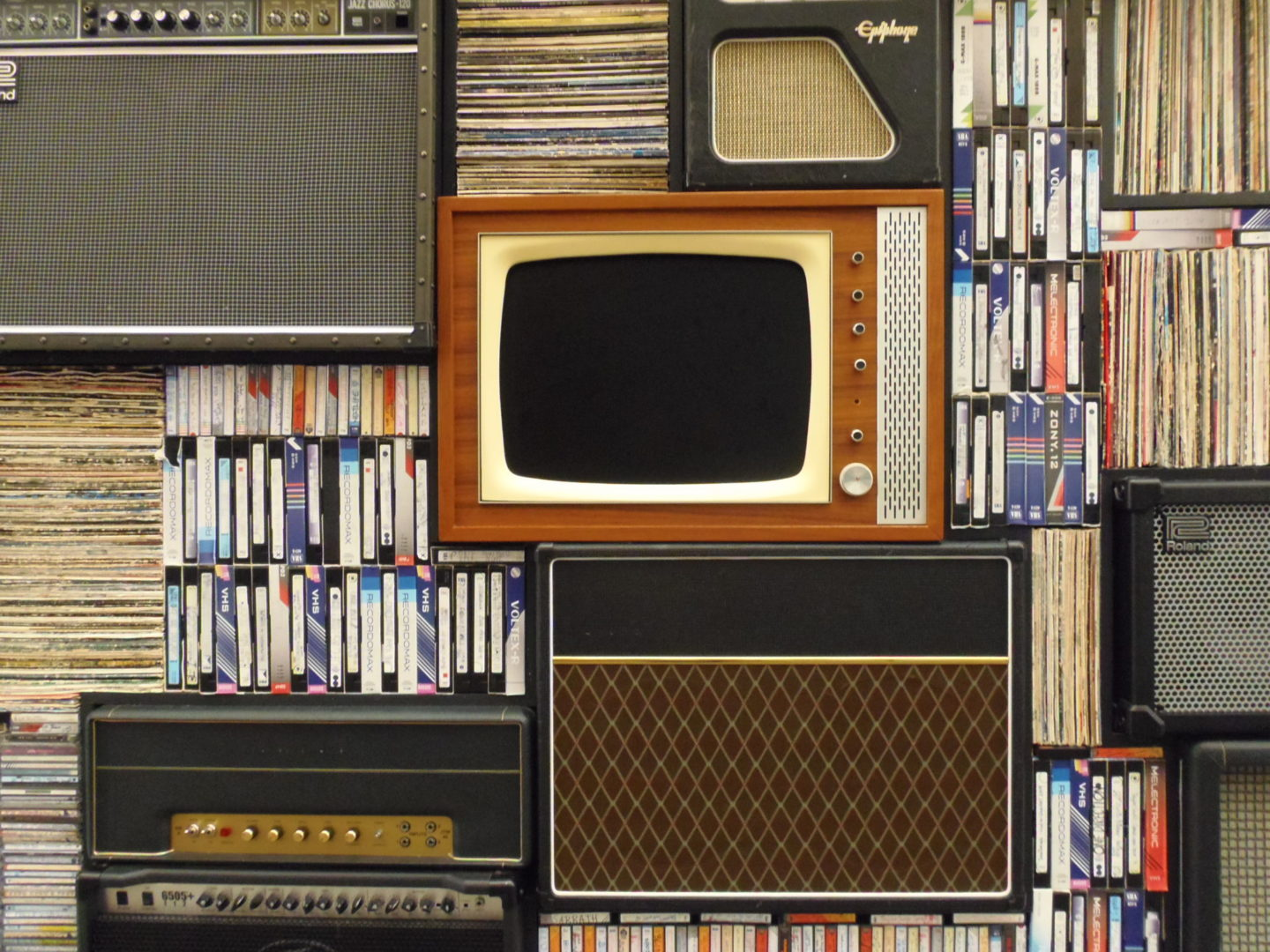The Past & Present of Watching TV
