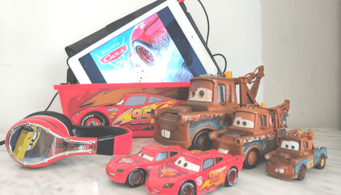 Our Fave Trilogy, Music and the Cars 3 Soundtrack Release