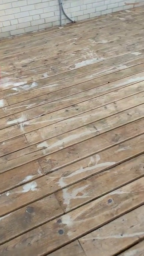 Rustoleum deck cleaner and sealer