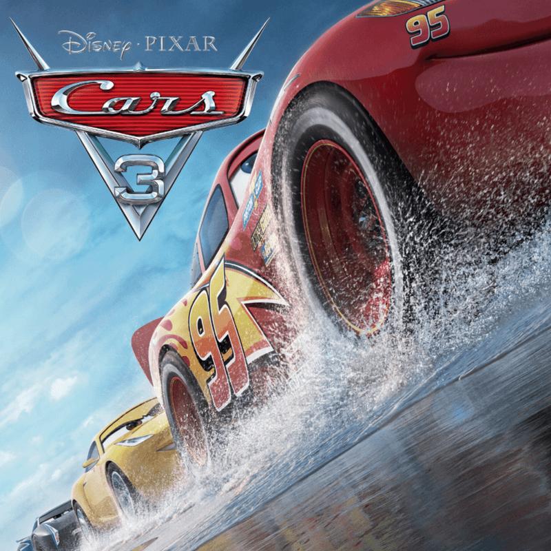 cars 3 soundtrack