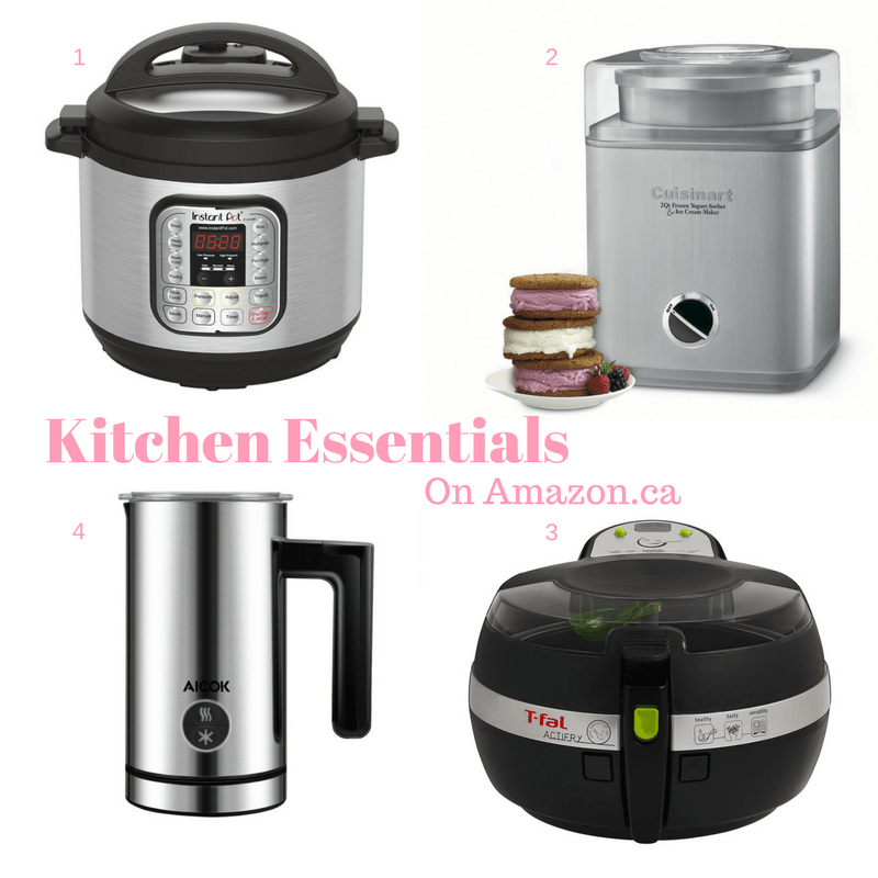 Kitchen Essentials Amazon.ca Associates