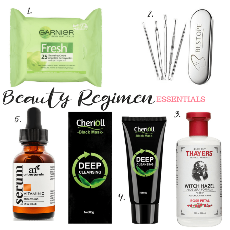 Amazon Beauty Regimen