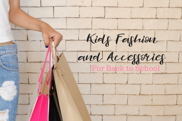 Back to School Kids Fashion and Accessories + Giveaway