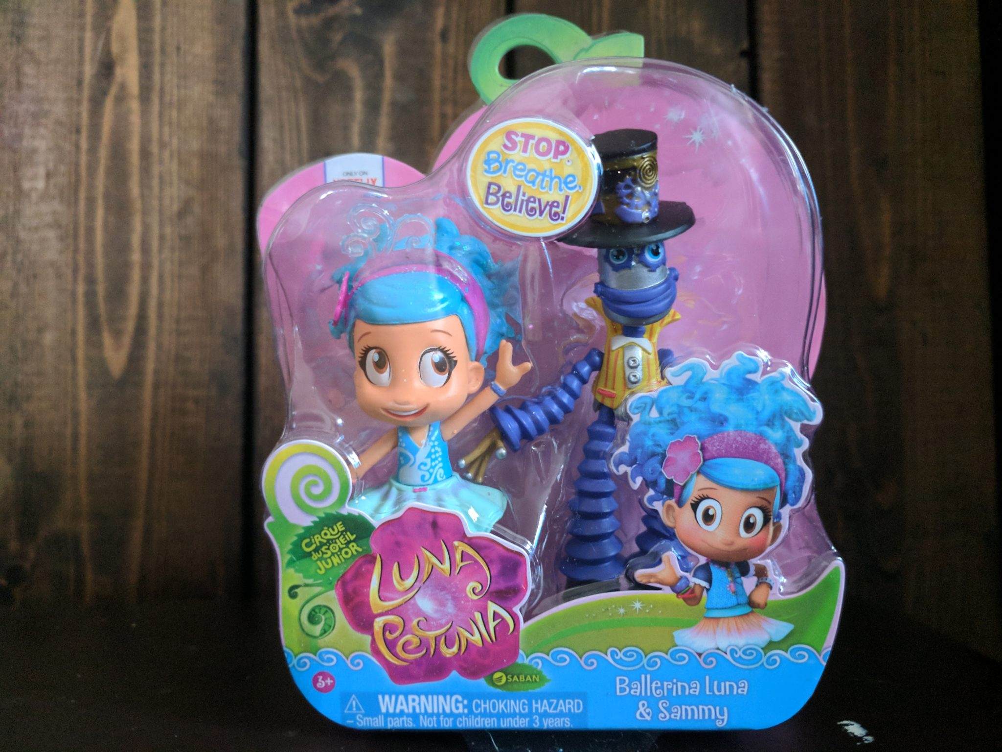 9b7622e7971 Luna Petunia Line of Dolls