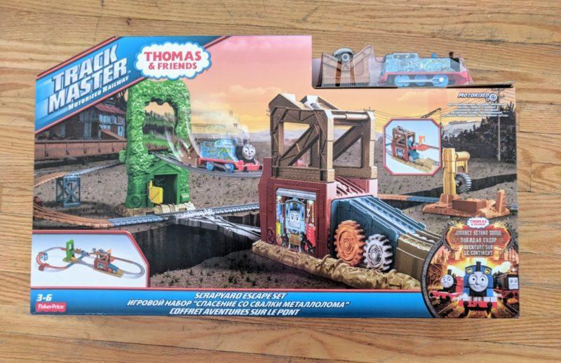 Thomas & Friends™ TrackMaster™ Scrapyard Escape Set