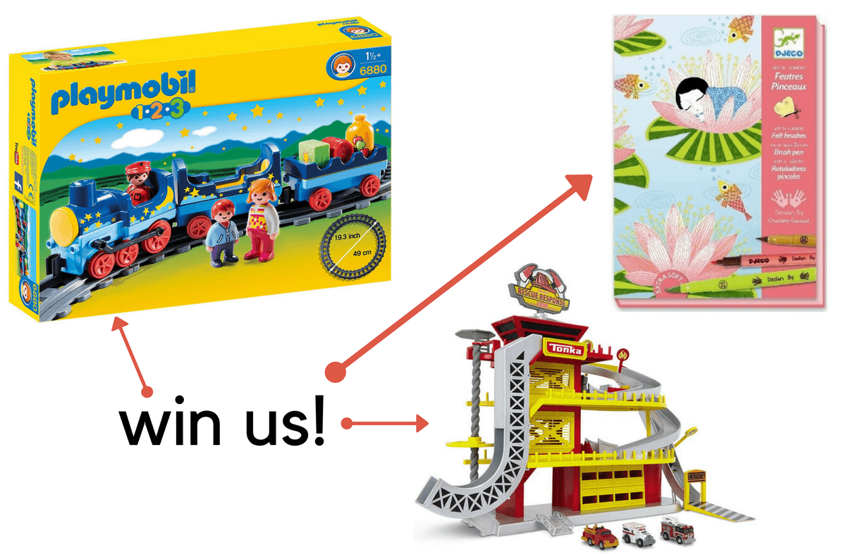 Toys That Make the Holiday List + Giveaway