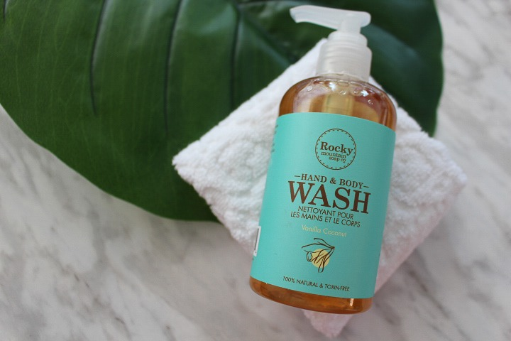 Rocky Mountain Soap Company Skincare