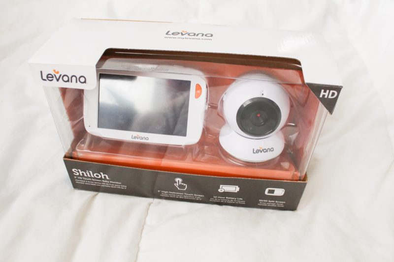 """Levana® Shiloh™ 5"""" Video Baby Monitor Review"""