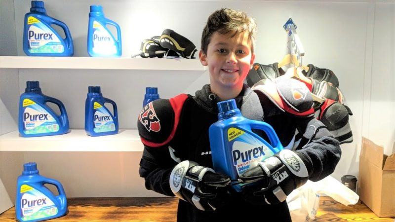 Tips and Tricks for Washing Your Hockey Gear with Purex® Odour Release