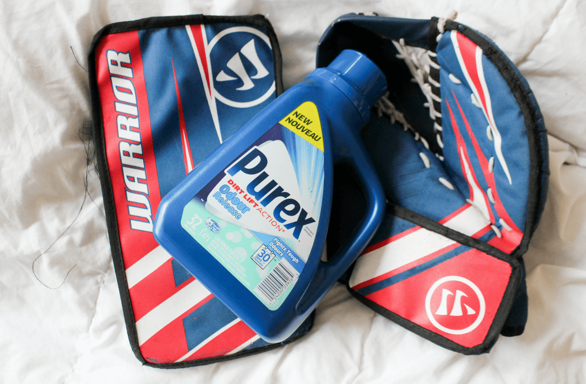 Tips and Tricks for Washing Your Hockey Gear with Purex® Odour ReleaseTips and Tricks for Washing Your Hockey Gear with Purex® Odour Release