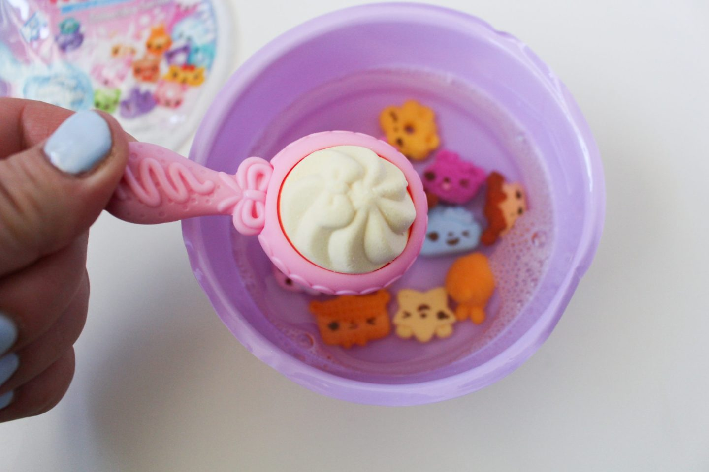Num Noms Snackables Dippers + Num Noms Snackables Cereal