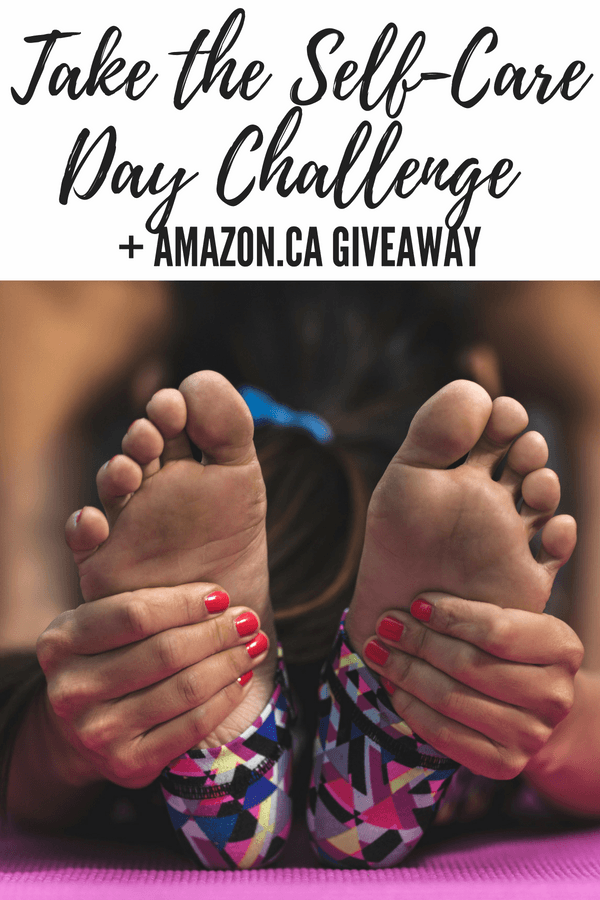 Take the Self-Care Day Challenge + a Giveaway