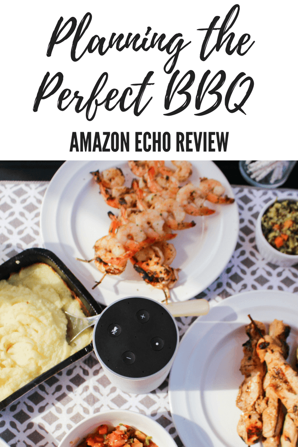 Planning the Perfect BBQ With Ease: Amazon Echo Review