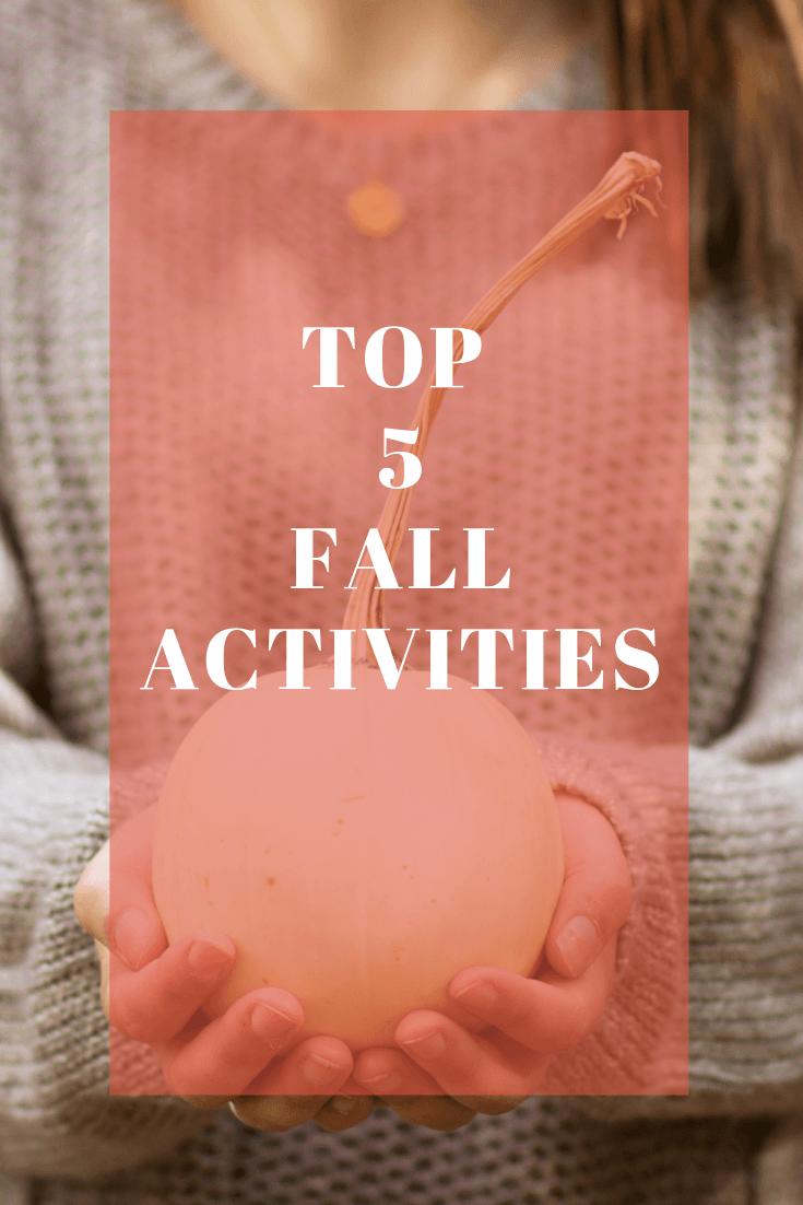 fall activities