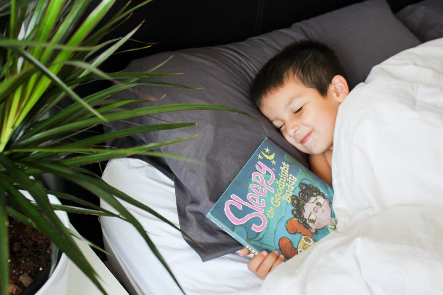 Sleepy, the Goodnight Buddy Plus a Printable Bedtime Checklist
