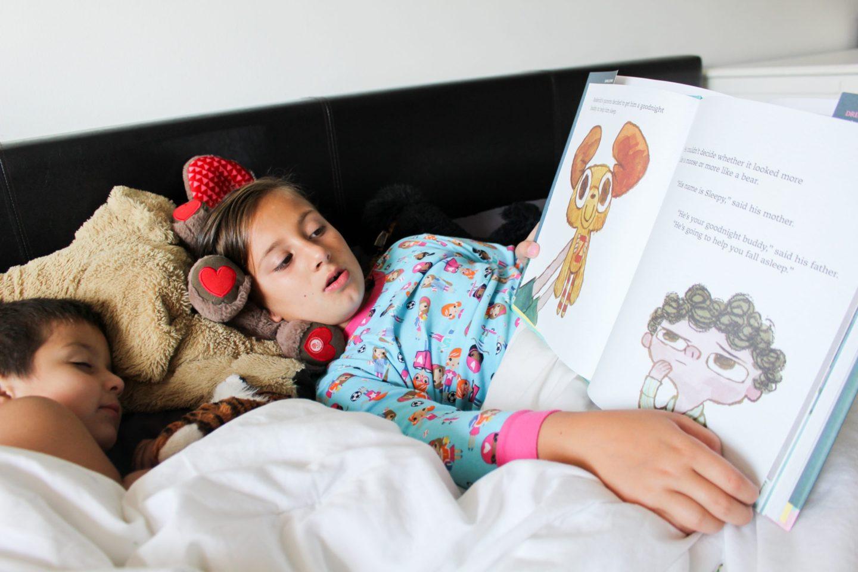 Sleepy, the Goodnight Buddy Plus a Printable Bedtime Checklist