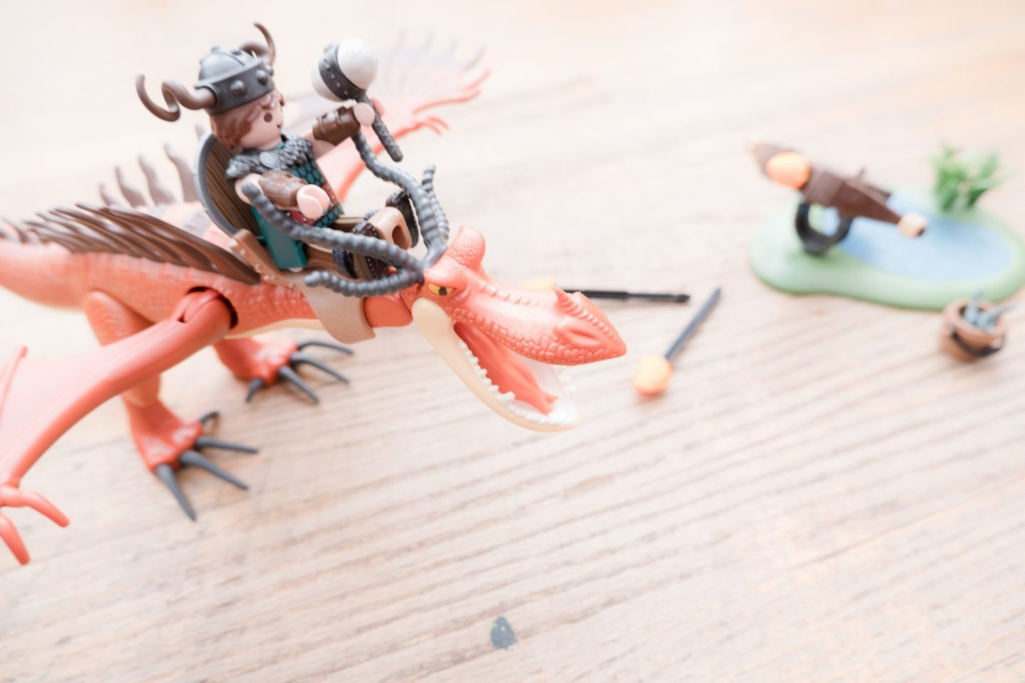 PLAYMOBIL Dragon Racers Playsets