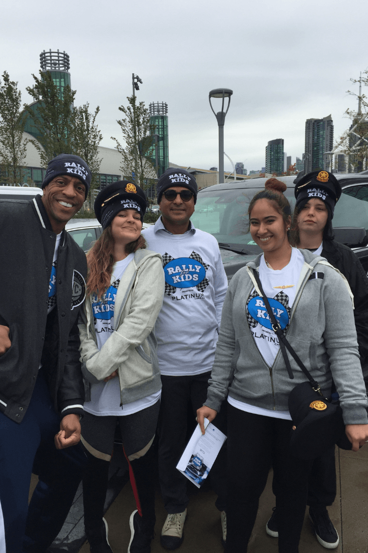 air canada foundation 2018 rally for kids