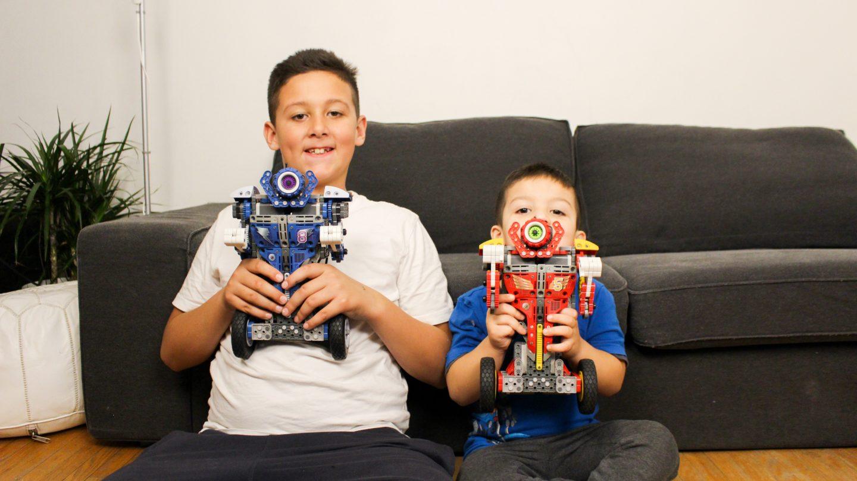 VEX Balancing Boxing Bots