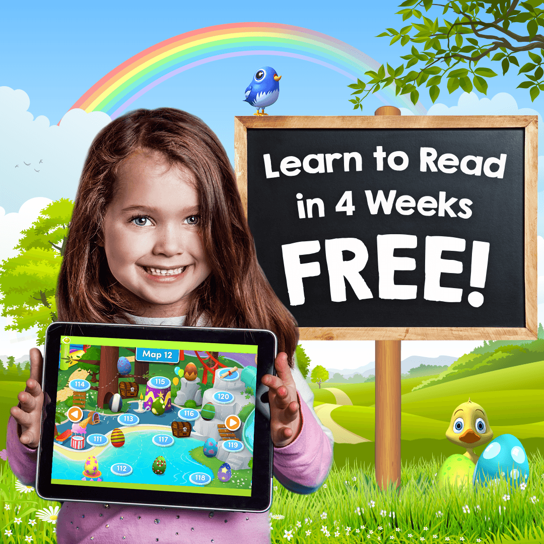 Using the Reading Eggs App to Teach my Kids How to Read