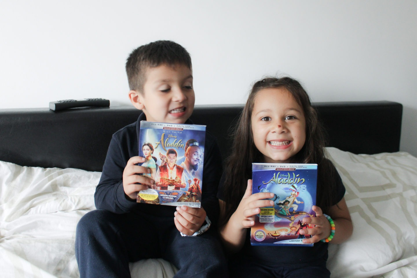 Aladdin: Old vs New + Giveaway