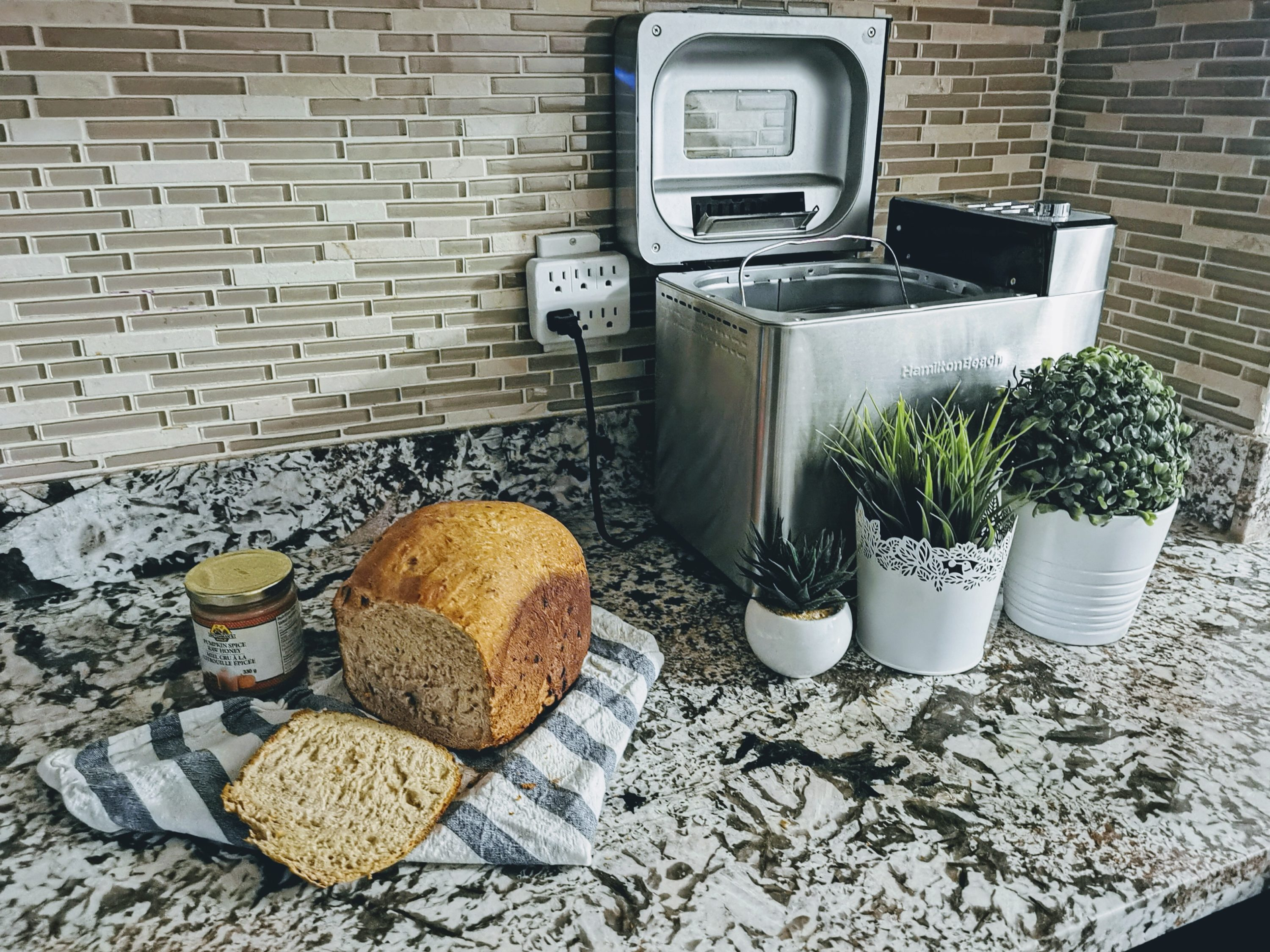Hamilton Beach Premium Dough and Bread Maker Review